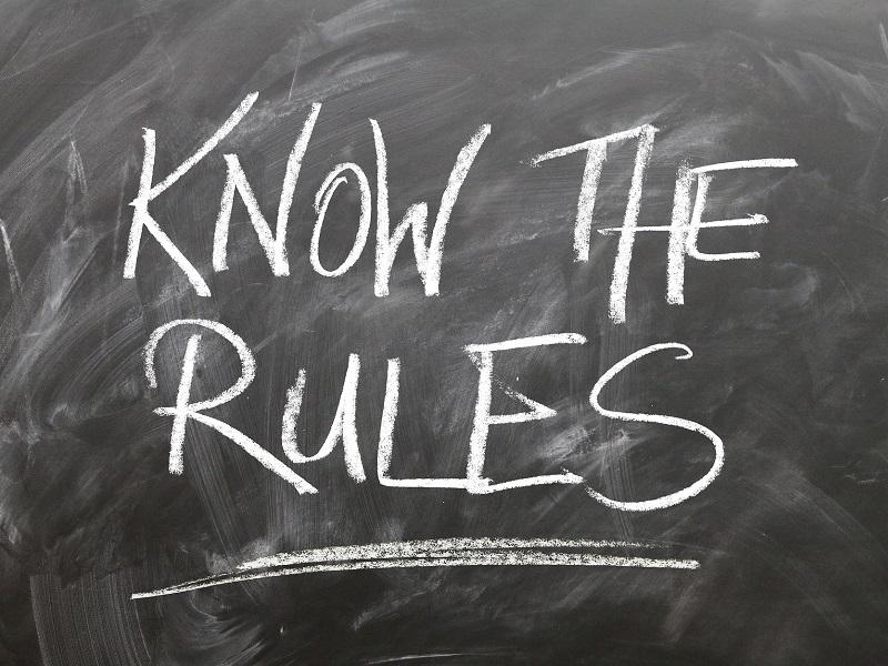 marketing rules
