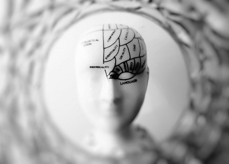 abstract image of head + brain | neuromarketing