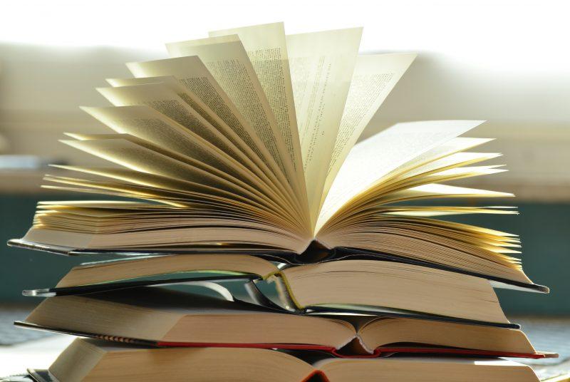 book fanned open | repurpose content
