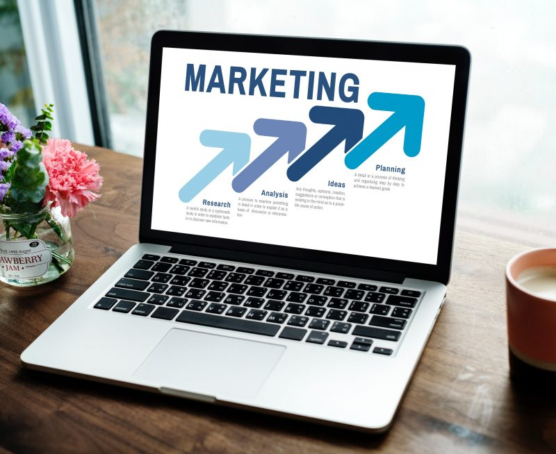 marketing strategy graphic   content marketing trends