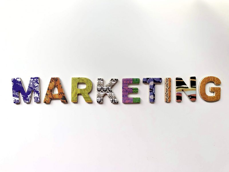 colorful letters spelling marketing | marketing tactics didn't work