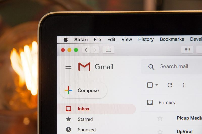A/B testing emails | reading gmail