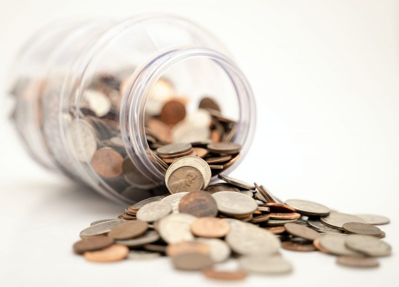 jar spilling coins | what content will people pay for